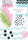 Tropical Design with Top Callout - Dotted Bullet Journal: Medium A5 - 5.83X8.27 Cover Image