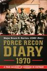 Force Recon Diary, 1970 Cover Image
