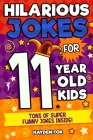 11 Year Old Jokes Cover Image
