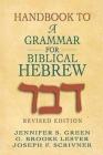 Handbook to a Grammar for Biblical Hebrew Cover Image
