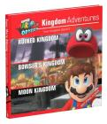 Super Mario Odyssey: Kingdom Adventures, Vol. 5 Cover Image