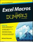 Excel Macros for Dummies Cover Image