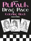 Rupaul's Drag Race Coloring Book: Season 8 Edition Cover Image