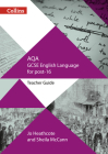 GCSE Success in a Year – AQA GCSE English Language: Teacher Guide Cover Image