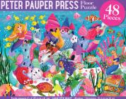 Mermaid Adventure Kids' Floor Puzzle Cover Image