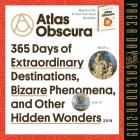 Atlas Obscura Page-A-Day Calendar 2019 Cover Image