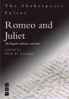 Romeo and Juliet: The Tragedie of Romeo and Ivliet Cover Image