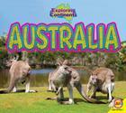 Australia (Exploring Continents) Cover Image