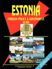 Estonia Foreign Policy and Government Guide Cover Image