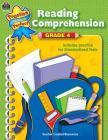 Reading Comprehension Grade 4 Cover Image
