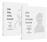 On the One Hand / On the Other Hand: The Art and Graphic Stories of R. O. Blechman / The Writing of R. O. Blechman Published and Unpublished Cover Image