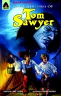 The Adventures of Tom Sawyer: A Novel (Campfire Graphic Novels) Cover Image