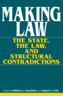 Making Law (African Systems of Thought #834) Cover Image