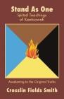 Stand As One: Spiritual Teachings of Keetoowah Cover Image