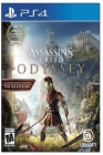 Assassin Creed's Odyssey Cover Image