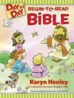 Day by Day Begin-To-Read Bible (Tyndale Kids) Cover Image