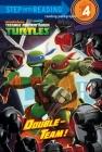 Double-Team! (Teenage Mutant Ninja Turtles) (Step into Reading) Cover Image