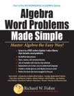 Algebra Word Problems Made Simple Cover Image