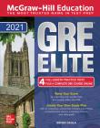 McGraw-Hill Education GRE Elite 2021 Cover Image