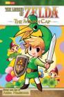 The Legend of Zelda, Vol. 8: The Minish Cap Cover Image