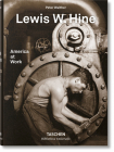 Lewis W. Hine. America at Work Cover Image