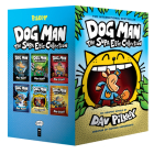 Dog Man: The Supa Epic Collection: From the Creator of Captain Underpants (Dog Man #1-6 Boxed Set) Cover Image