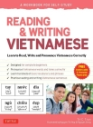 Reading & Writing Vietnamese: A Workbook for Self-Study: Learn to Read, Write and Pronounce Vietnamese Correctly (Online Audio & Printable Flash Cards Cover Image
