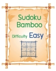 Sudoku Bamboo Book: Difficulty Easy Cover Image
