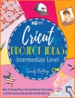 Cricut Project Ideas [Intermediate Level]: Make 20+ Refined Project Ideas Supported by Professional Illustrated Instructions and Make Your Day Brighte Cover Image