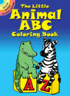 The Little Animal ABC Coloring Book (Dover Little Activity Books) Cover Image