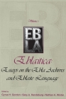 Eblaitica: Essays on the Ebla Archives and Eblaite Language, Volume 1 Cover Image