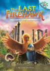 The Golden Temple: A Branches Book (The Last Firehawk #9) Cover Image