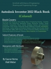 Autodesk Inventor 2022 Black Book (Colored) Cover Image
