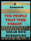 The People that Time Forgot: Annotated Cover Image