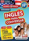 Inglés en 100 días -Inglés para conversar - Audio Pack (Libro + 4 CD's Audio) / English in 100 Days - Conversational English Audio Pack (New Edition) Cover Image