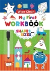 Shapes and Sizes: My First Workbook Cover Image