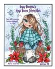 Lacy Sunshine's Rory's Seasons Coloring Book: Rory Sweet Urchin Celebrates Winter Spring Summer Fall Coloring All Ages Volume 39 Cover Image
