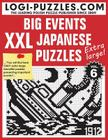 XXL Japanese Puzzles: Big Events Cover Image