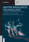 Water Resource Technology Cover Image