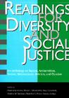 Readings for Diversity and Social Justice: An Anthology on Racism, Sexism, Anti-Semitism, Heterosexism, Classism, and Ableism Cover Image
