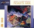 Jenny Tylden-Wright: Noah's Ark 300-Piece Jigsaw Puzzle (Pomegranate Artpiece Puzzle) Cover Image