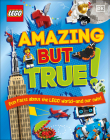LEGO Amazing But True: Fun Facts About the LEGO World and Our Own! Cover Image