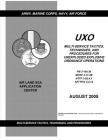FM 3-100.38 Multi-Service Tactics, Techniques, and Procedures for Unexploded Explosive Ordnance Operations Cover Image