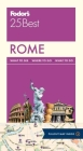 Fodor's Rome 25 Best Cover Image