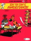 Rin Tin Can's Inheritance (Lucky Luke #75) Cover Image