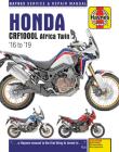 Honda CRF1000L Africa Twin from 2016-2019 Haynes Repair Manual (Haynes Powersport) Cover Image