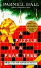 A Puzzle in a Pear Tree (The Puzzle Lady Mysteries #4) Cover Image