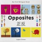 My First Bilingual Book–Opposites (English–Chinese) Cover Image