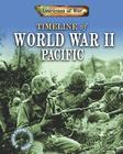 Timeline of World War II Pacific (Americans at War) Cover Image
