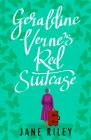 Geraldine Verne's Red Suitcase Cover Image